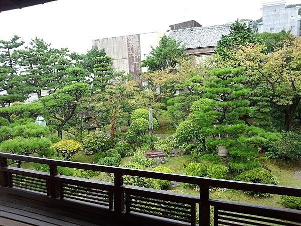 二見『賓日館』庭園