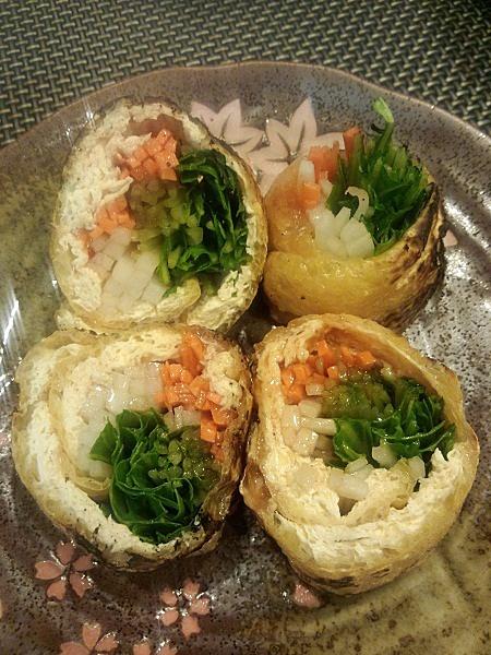 キムチあじで1品『キムチあじで野菜たっぷりロール』