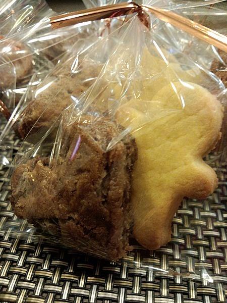 2013バレンタイン☆クッキー&チョコレートブラウニー