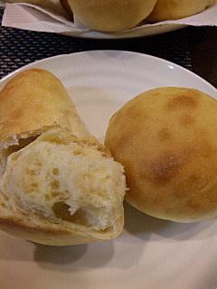 パインの飲む酢のカッテージチーズパン♪